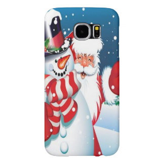 merry christmas samsung galaxy s6 case