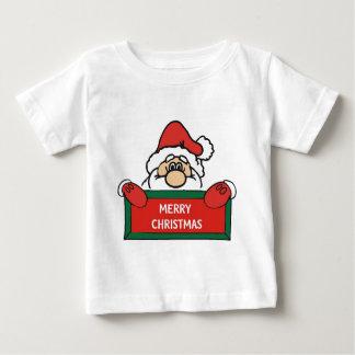 Merry Christmas Santa Claus Baby T-Shirt