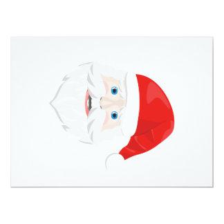 Merry Christmas Santa Claus Card