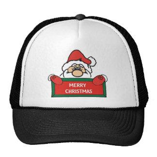 Merry Christmas Santa Claus Hat