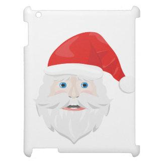 Merry Christmas Santa Claus iPad Cover
