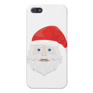Merry Christmas Santa Claus iPhone SE/5/5s Cover