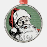 Merry Christmas Santa Claus! Ornaments