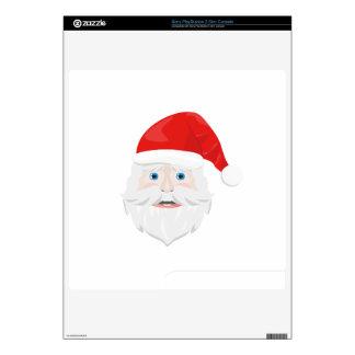 Merry Christmas Santa Claus Skin For PS3 Slim