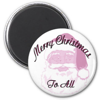 Merry Christmas santa Fridge Magnets