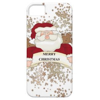 Merry Christmas Santa iPhone SE/5/5s Case