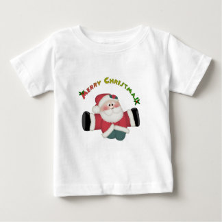 Merry Christmas Santa Toddlers T-Shirt 24 months