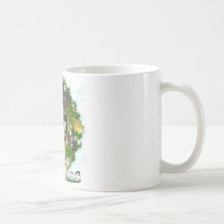 Merry Christmas Scottie Coffee Mug