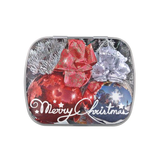Merry Christmas,Season Greetings_ Jelly Belly Candy Tins