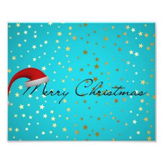 Merry Christmas Season Photo Print