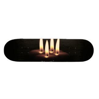 Merry Christmas Skateboard Deck
