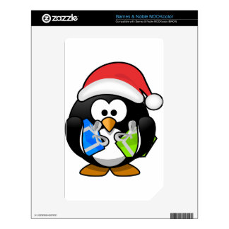 Merry Christmas Decal For The NOOK Color