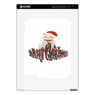 Merry Christmas Skin For iPad 3