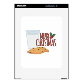 Merry Christmas Skins For iPad