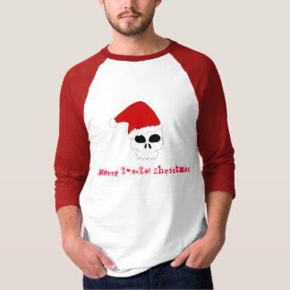 Merry Christmas Skull fans Shirt