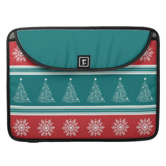 Merry Christmas Sleeve For MacBooks