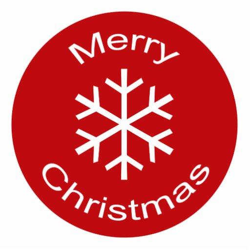 Merry Christmas Snowflake Photo Sculpture Ornament