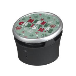 Merry Christmas Speaker