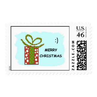 MERRY CHRISTMAS  stamp:)