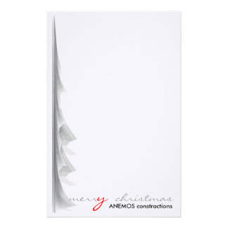 merry christmas stationery