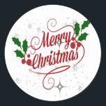 """Merry Christmas Sticker Sheet<br><div class=""""desc"""">Merry Christmas stickers</div>"""
