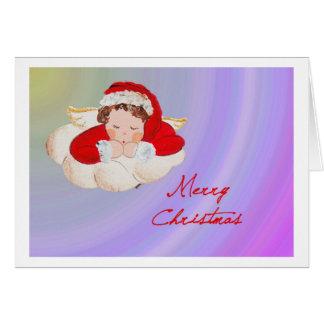 Merry Christmas Tarjeta De Felicitación