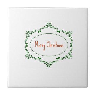 Merry Christmas! Tile