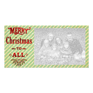 Merry Christmas to All Picture Card