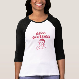 Merry Christmas to everyone little Bear tshirt