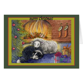 Merry Christmas to Ewe! Greeting Cards