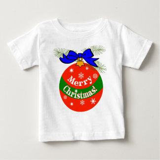 Merry Christmas Toddler T Baby T-Shirt