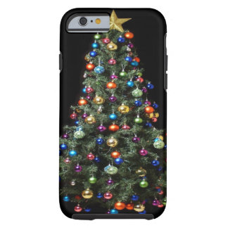 merry christmas tough iPhone 6 case