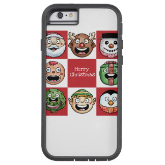 merry christmas tough xtreme iPhone 6 case