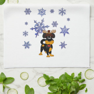 Merry Christmas! Towel