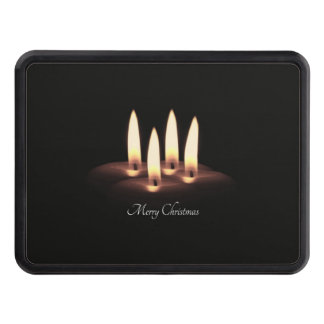 Merry Christmas Trailer Hitch Cover