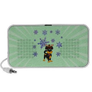 Merry Christmas! Travelling Speaker