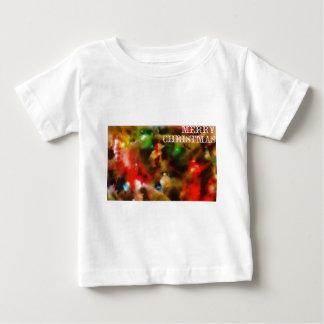Merry Christmas Tree Baby T-Shirt