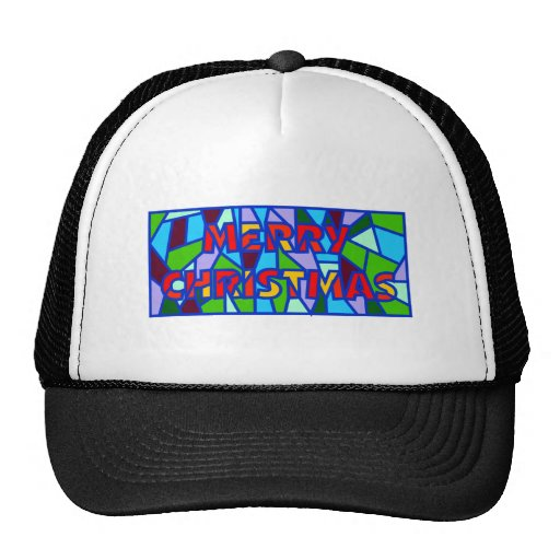 merry christmas truckercap