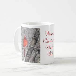Merry Christmas Uncle Coffee Mug by Janz