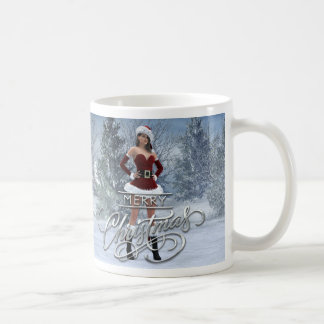 Merry Christmas Vicky Coffee Mugs