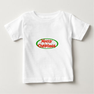 Merry Christmas Weird Baby T-Shirt
