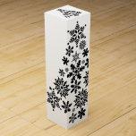 """Merry Christmas Wine Box<br><div class=""""desc"""">Merry Christmas</div>"""