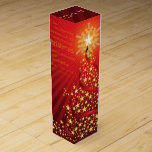 "Merry Christmas Wine Gift Box<br><div class=""desc"">Merry Christmas</div>"