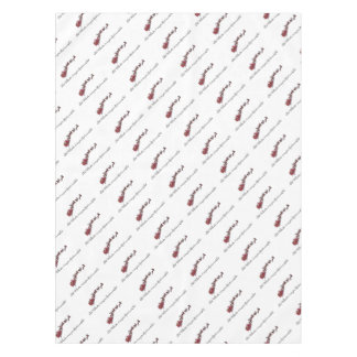 Merry Christmas with Santa Claus Tablecloth