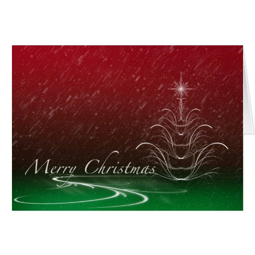 Merry Christmas with Style Greeting Cards