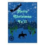 Merry Christmas Ya'll! Cards