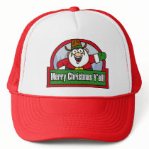 Merry Christmas Y'all Hat