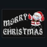 """Merry Christmas Yard Sign<br><div class=""""desc"""">Merry Christmas</div>"""