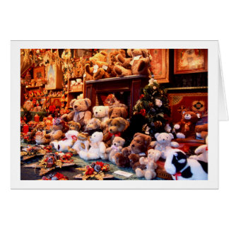 Merry Christmast greeting card