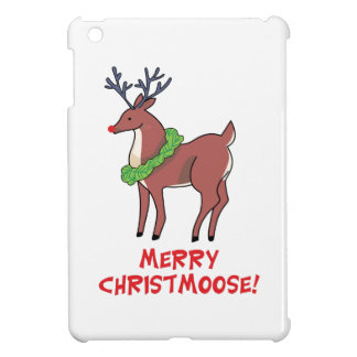 Merry Christmoose! Case For The iPad Mini